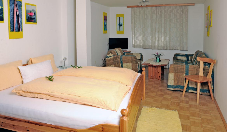 Doppelzimmer (Ehebett)