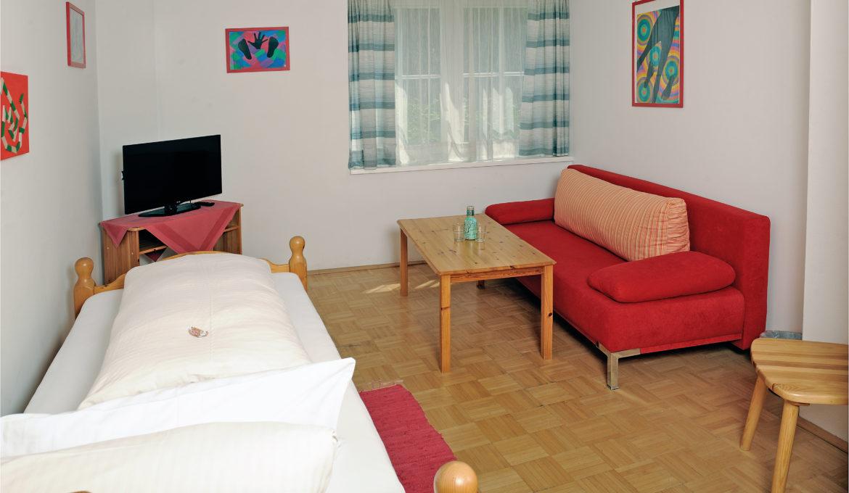 Doppelzimmer mit 2 getrennten Betten (TWIN)