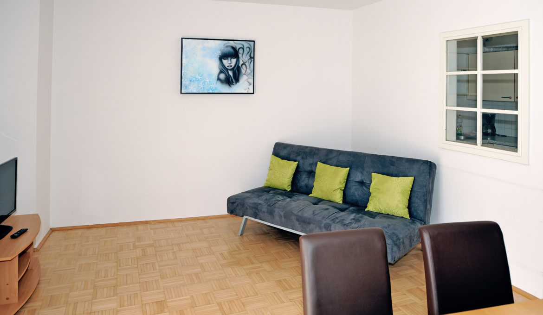 Apartment ab 3-6 Personen